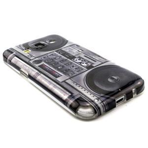 Gelový obal pro Samsung Core Prime - kazeťák - 3