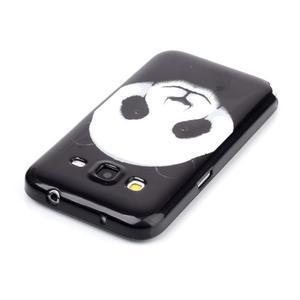 Gelový kryt na mobil Samsung Galaxy Core Prime - panda - 3