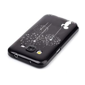 Gelový kryt na mobil Samsung Galaxy Core Prime - chlapec a pampelišky - 3