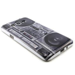 Gelový kryt na Samsung Grand Prime - kazeťák - 3