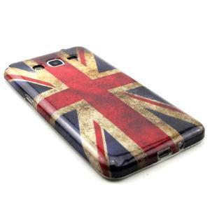 Gelový kryt na Samsung Grand Prime - UK vlajka - 3