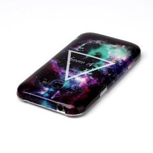 Gelový obal na mobil Samsung Galaxy J5 - triangle - 3