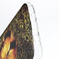 Gelový obal na mobil Samsung Galaxy J5 - motýlek - 3/4