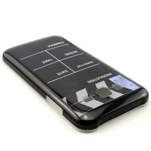 Stylový gelový kryt na Samsung Galaxy J5 - tv klapka - 3