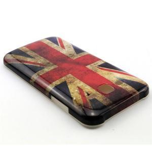 Stylový gelový kryt na Samsung Galaxy J5 - UK vlajka - 3