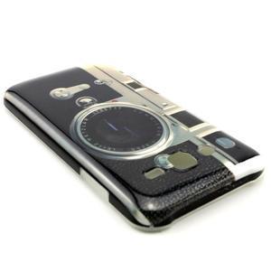 Stylový gelový kryt na Samsung Galaxy J5 - retro foťák - 3