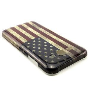 Stylový gelový kryt na Samsung Galaxy J5 - US vlajka - 3