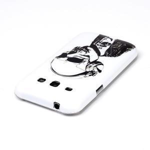 Gelový obal na mobil Samsung Galaxy J5 - stařík - 3