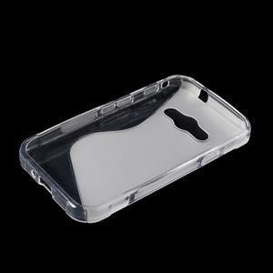 S-line gelový obal na Samsung Galaxy Xcover 3 - transparentní - 3