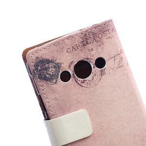 Peněženkové pouzdro na Samsung Galaxy Xcover 3 - kočička - 3
