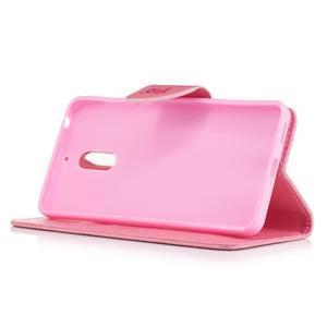 BadBeer peněženkové pouzdro na Nokia 6 - růžové - 3