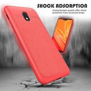 VibeX odolný obal na mobil Samsung Galaxy J3 (2018) - červený - 3