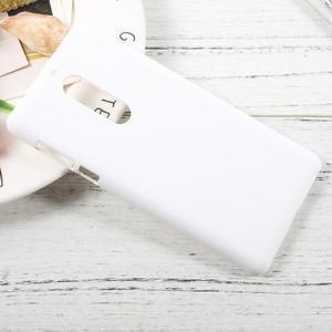 Pogumovaný plastový obal na mobil Nokia 5 - bílý - 3