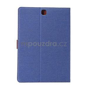 Jeans pouzdro na tablet Samsung Galaxy Tab A 9.7 - modré - 3