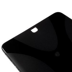 X-line gelový kryt na Samsung Galaxy Tab S2 9.7 - černý - 3