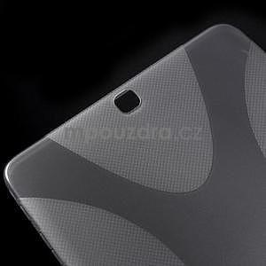 X-line gelový kryt na Samsung Galaxy Tab S2 9.7 - šedý - 3