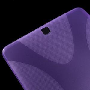 X-line gelový kryt na Samsung Galaxy Tab S2 9.7 - fialový - 3