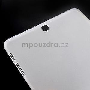 Glossy gelový obal na Samsung Galaxy Tab S2 9.7 - transparentní - 3