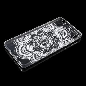Ultratenký gelový obal na Sony Xperia E5 - fresh - 3