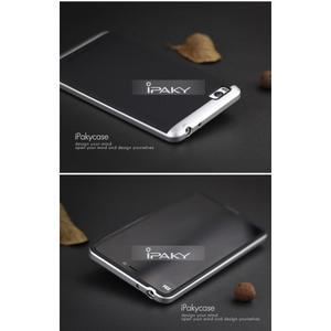 Paky odolný obal na mobil Xiaomi Mi4c - stříbrný - 3