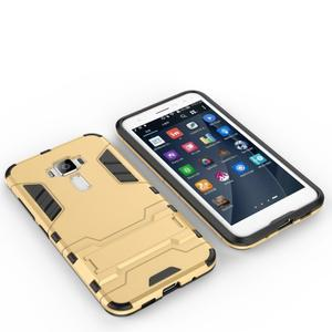 Odolný obal na mobil Asus Zenfone 3 ZE520KL - zlatý - 3