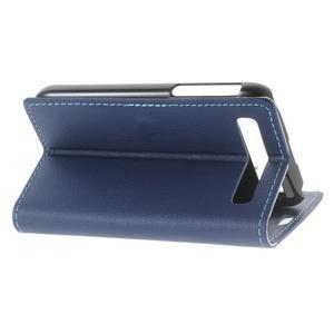Peněženkové pouzdro na mobil BlackBerry Classic - modré - 3