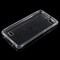 Transparentní gelový kryt na mobil Honor 4C - 3/5