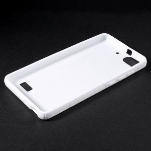 S-line gelový obal na mobil Honor 4C - bílý - 3