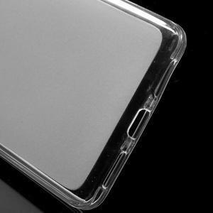 Matný gelový obal na mobil Honor 5X - transparentní - 3