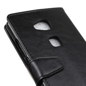 Craz peněženkové pouzdro na Honor 5x - černé - 3