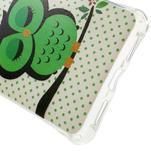 Drop gelový obal na Huawei Honor 5X - sovička - 3/5