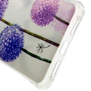 Drop gelový obal na Huawei Honor 5X - pampelišky - 3