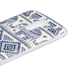 Fony gelový obal na mobil LG K10 - sloni - 3