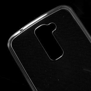 Transparentní gelový kryt na LG K10 - 3