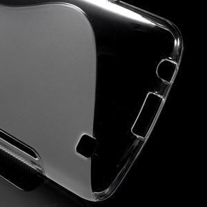 S-line gelový obal na mobil LG K10 - transparentní - 3