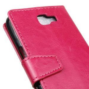Leat peněženkové pouzdro na LG K4 - rose - 3