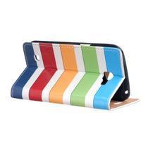Style peněženkové pouzdro na LG K4 - barvy - 3/5