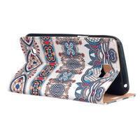 Style peněženkové pouzdro na LG K4 - pattern - 3/5