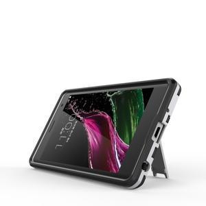 Outdoor odolný kryt na mobil LG Zero - světlemodrý - 3