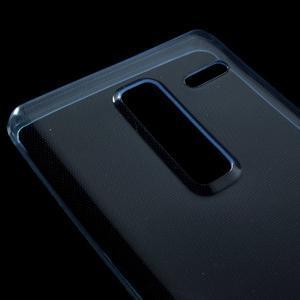 Ultratenký slim gelový obal na LG Zero - tmavěmodrý - 3
