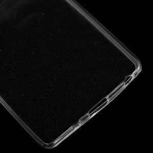 Ultratenký slim gelový obal na LG Zero - transparentní - 3