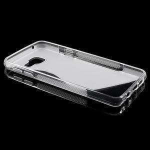 S-line gelové obal na mobil Samsung Galaxy A3 (2016) - transparentní - 3