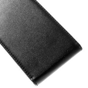 Flipové pouzdro na mobil Microsoft Lumia 650 - černé - 3
