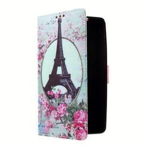 Peněženkové pouzdro na mobil Lenovo A536 - Eiffelova věž - 3