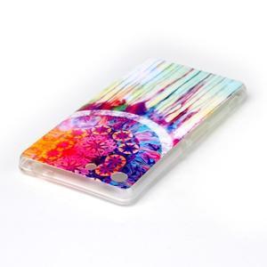 Style gelový obal pro Sony Xperia M5 - lapač snů - 3
