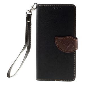 Blade peněženkové pouzdro na Sony Xperia M5 - černé - 3