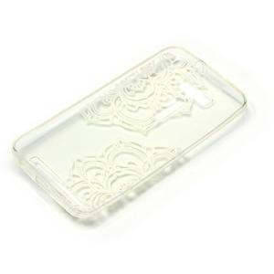Retrostyle gelový obal na Asus Zenfone 2 Laser - boky mandal - 3