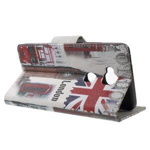 Emotive PU kožené pouzdro na mobil Honor 5X - Velká Británie - 3