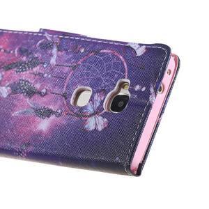 Knížkové pouzdro na mobil Honor 5X - lapač snů - 3