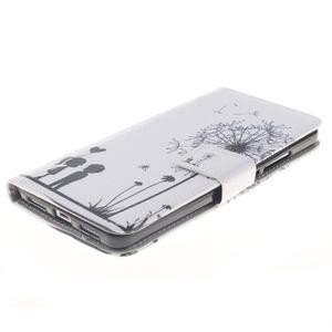 Peněženkové pouzdro pro mobil Honor 5X - láska - 3
